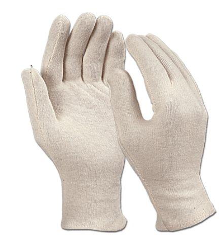 RĘKAWICE BIAŁE (WKŁAD OCIEPLANY) Wkład ocieplający do rękawic wykona-ny ze 100% bawełny. Kolor naturalny lekko bielony. Rozmiar: 10